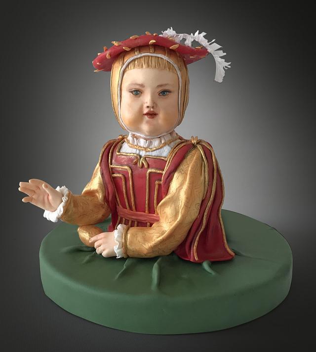 Unfortunate Prince: Edward VI. (The Royal Challenge)