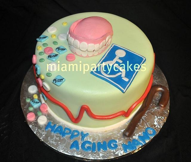 Old Fogey Cake