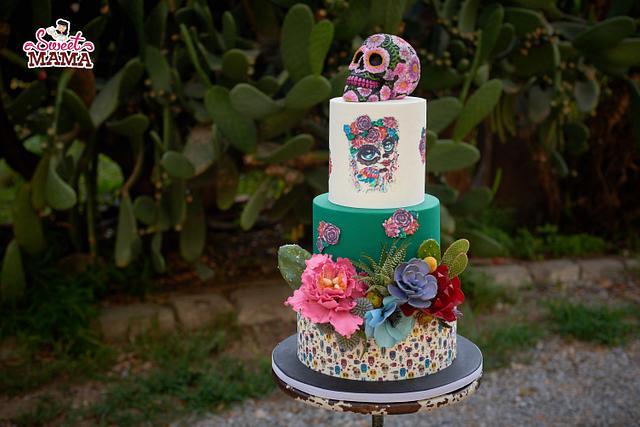 Día de los Muertos, Sugar Skulls Bakers 2016