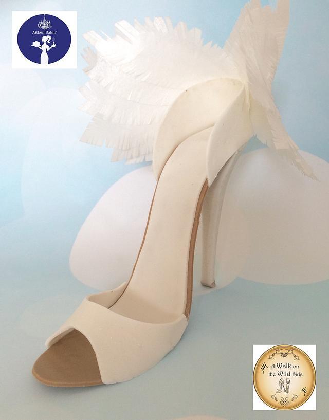 Angel Shoe Tracey-Aitken Bakin