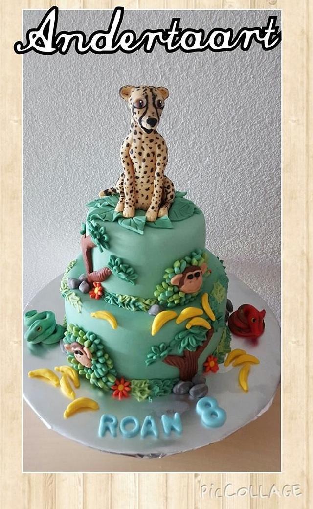 cheeta cake