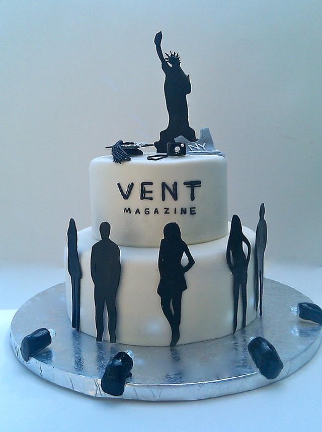 Graduation/Fashion cake
