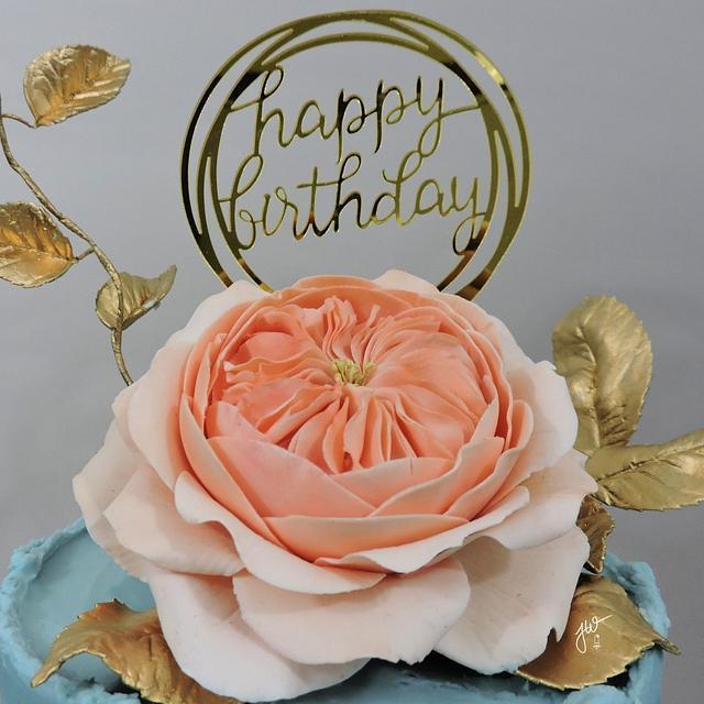 Gran's 97th Birthday Cake