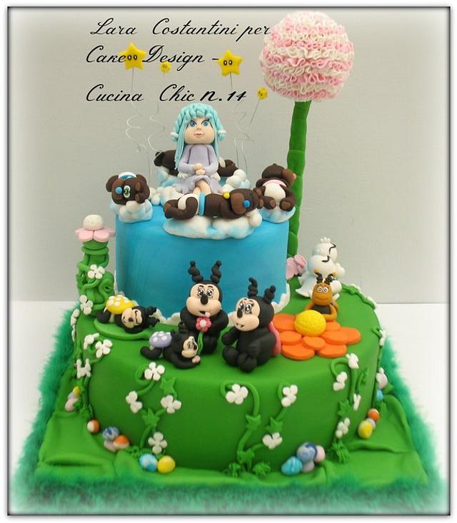 IL MIO PROGETTO PER CAKE DESIGN N. 14 - cake by Lara ...