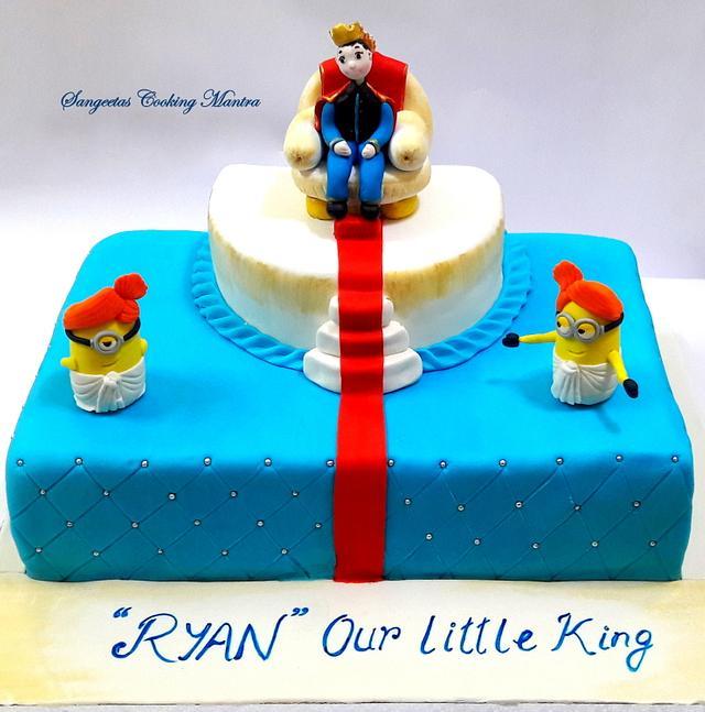 Little King cake
