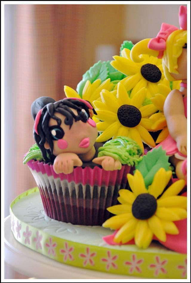 Princess Cupcake Tower - Anime