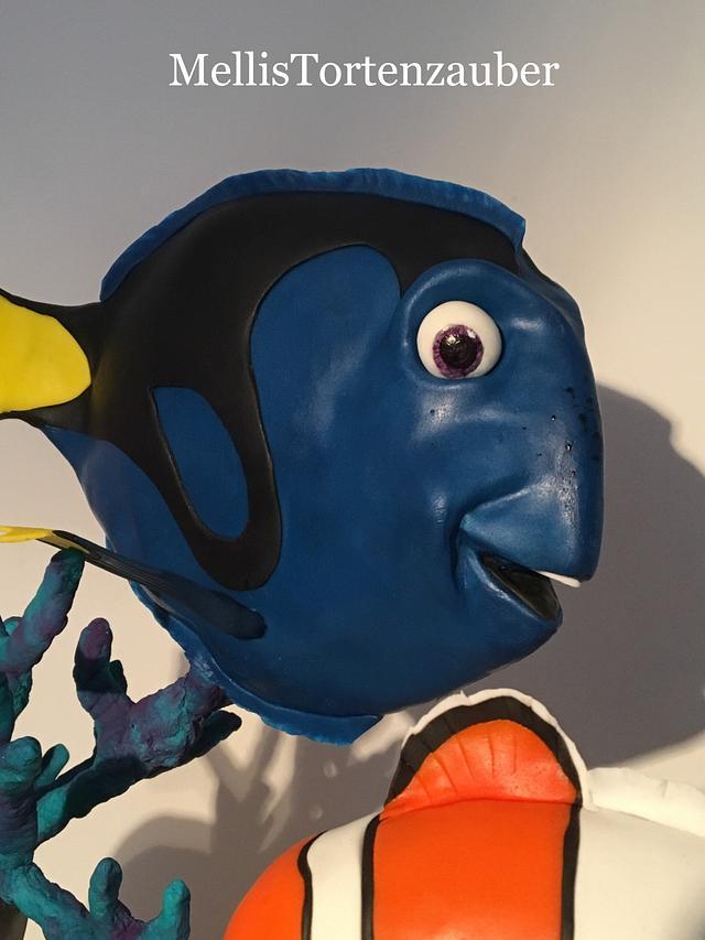 Dory meets Nemo