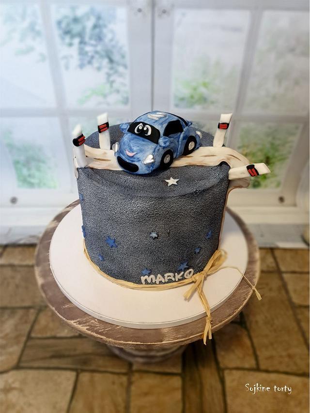 Car cake:)