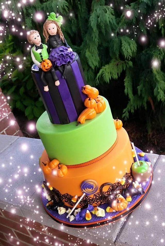 Halloween Cake