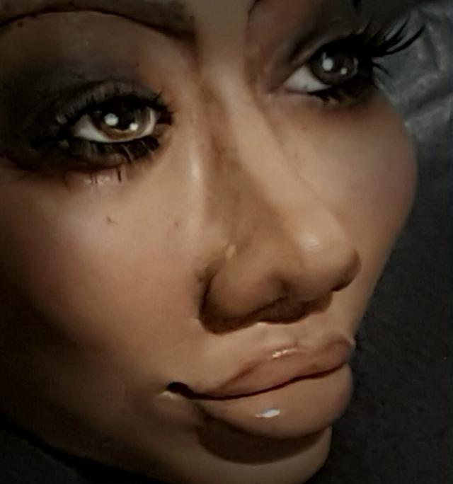 Face modelling...