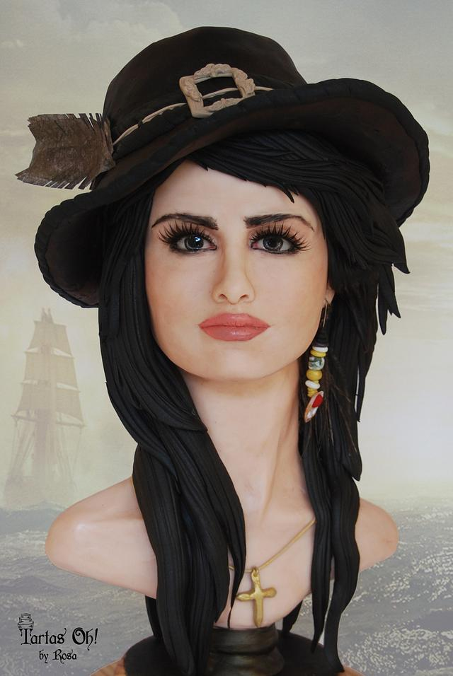 Angelica Teach, CPC's Pirates of the Caribbean Collab