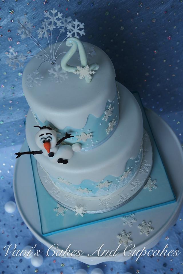 Isidora's Birthday Cake
