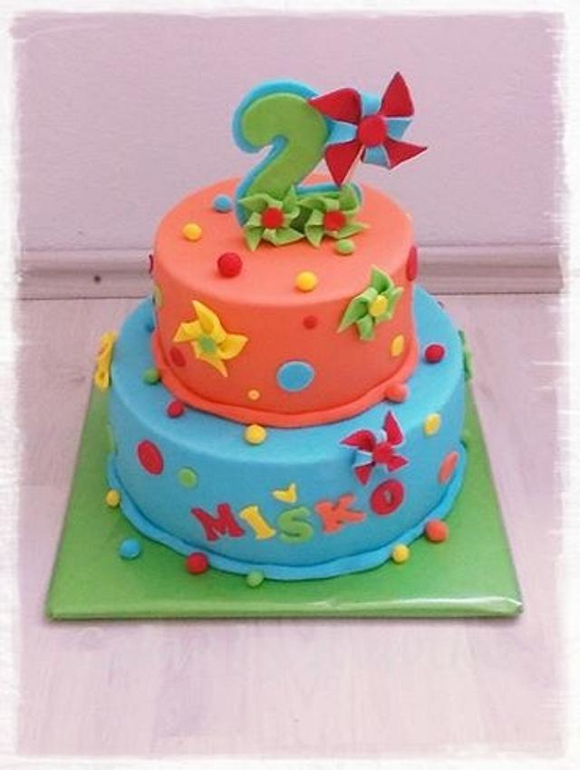 propeller cake