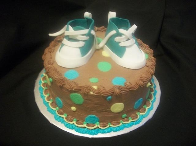 Baby Shoe Shower