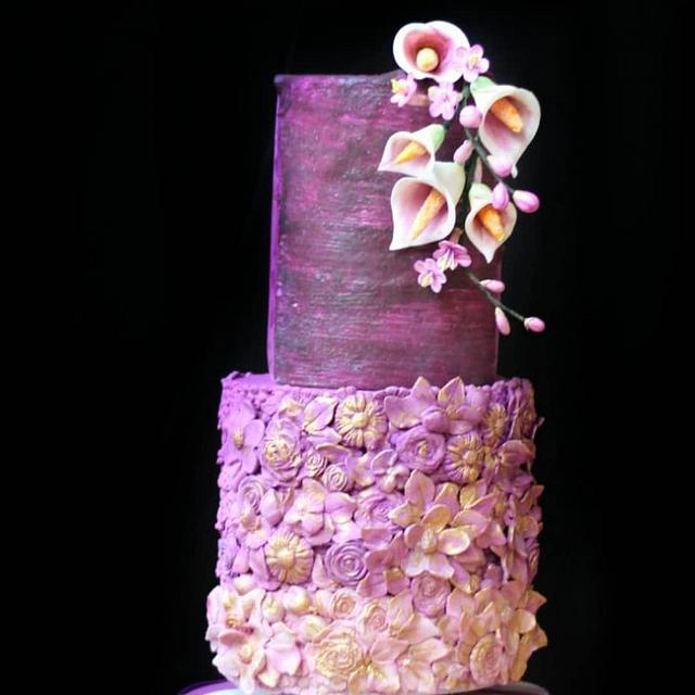 Flower Love - PDCA CAKER BUDDIES COLLABORATION