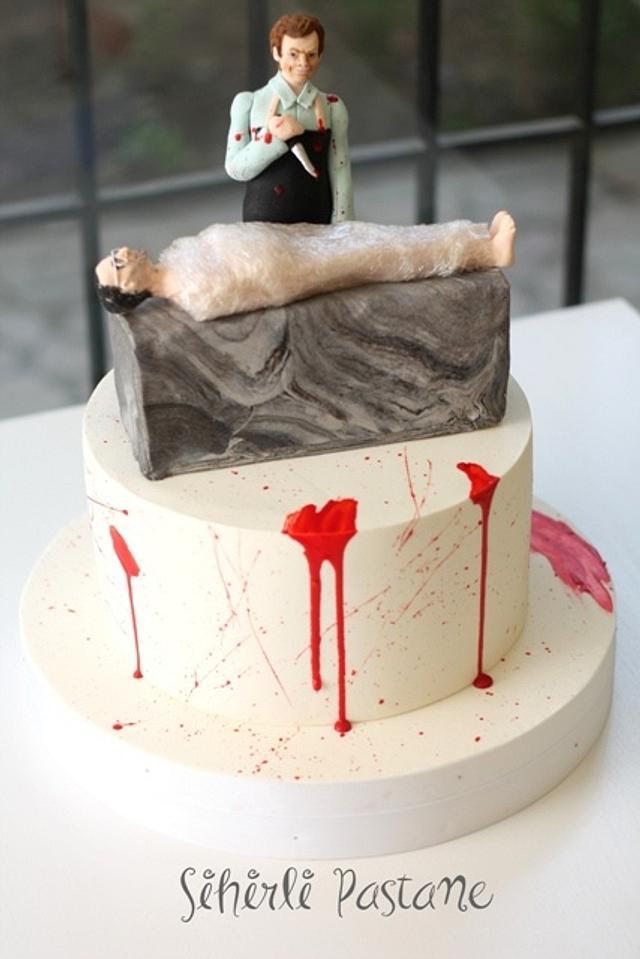 Dexter Cake