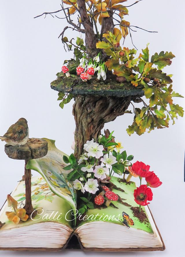 Four Seasons Book