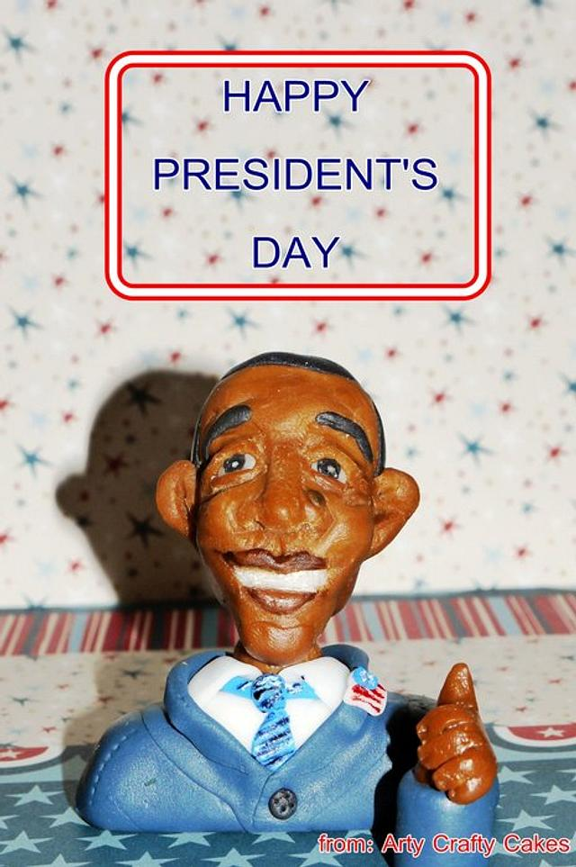 Wishing everyone a Happy president's Day