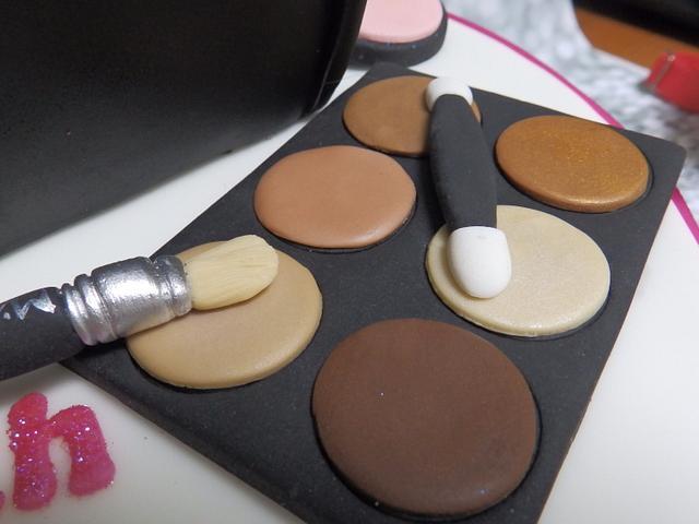 MAC Makeup purse