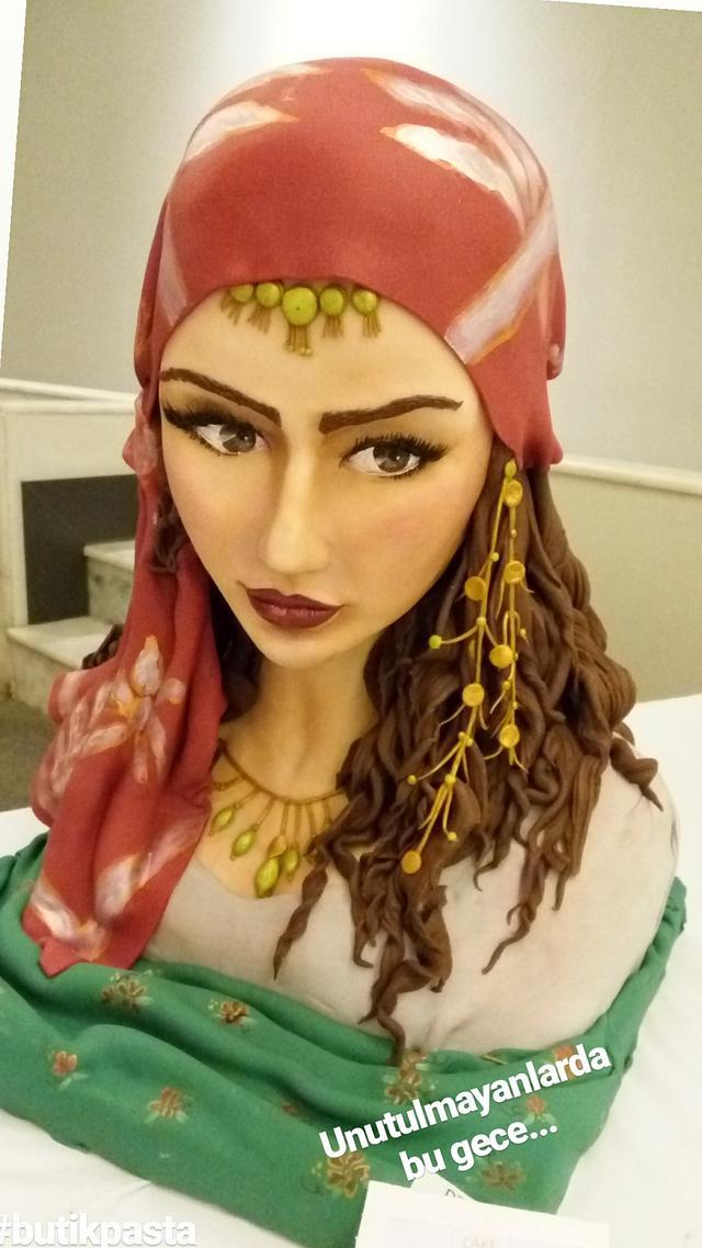 Çingene kız