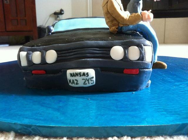 Supernatural Cake