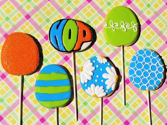 HOP Cookie Pops