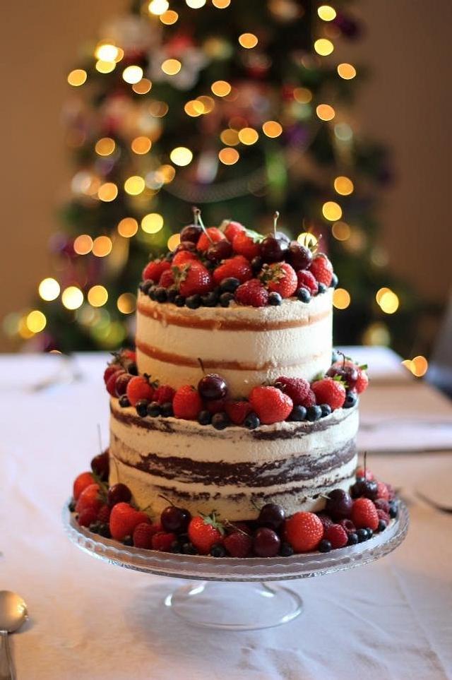 Naked Chocolate & Vanilla Cakes   Order Online & Enjoy