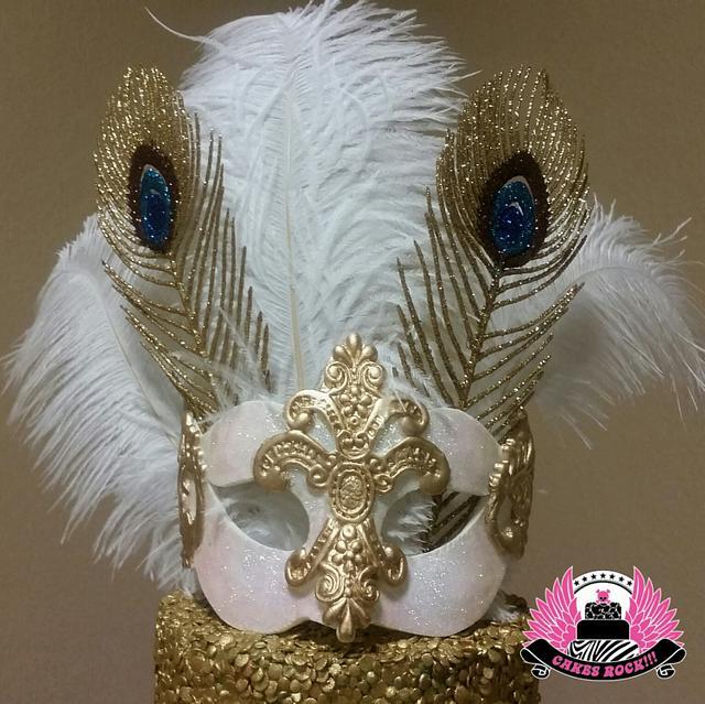 Masquerade Quinceanera