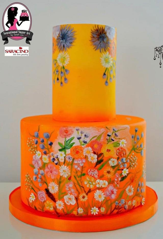 Couture Cakers 2018