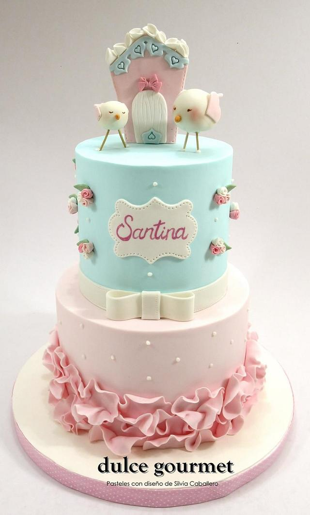 Shabby chic style for Santina!