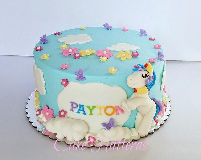Fine Princess Celestia Birthday Cake My Little Pony Cake Cakesdecor Funny Birthday Cards Online Ioscodamsfinfo