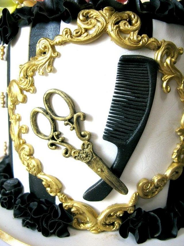 For the hairstylist with love