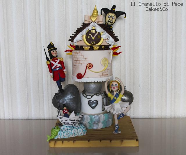 The Steadfast Tin Soldier Cake