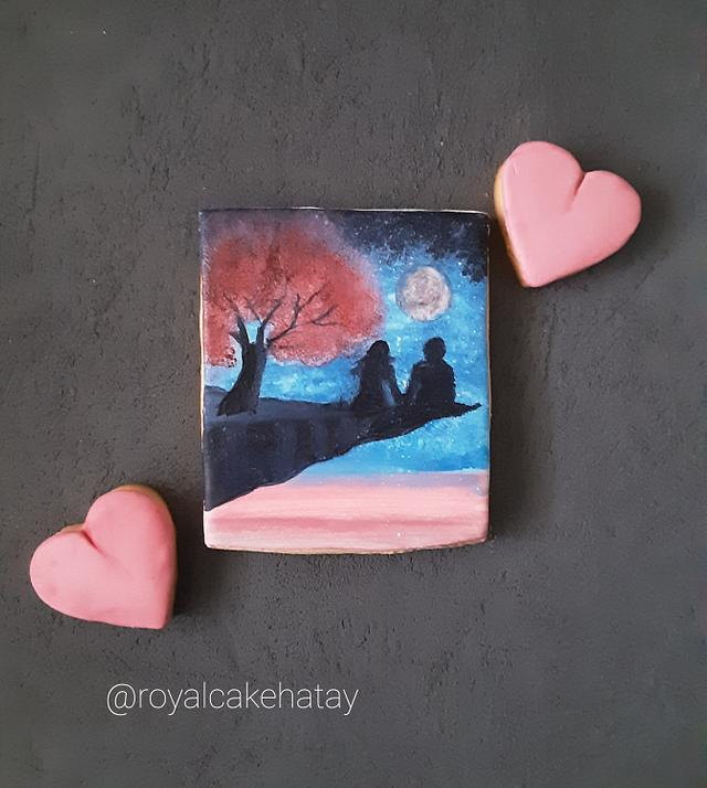 Lovely cookie