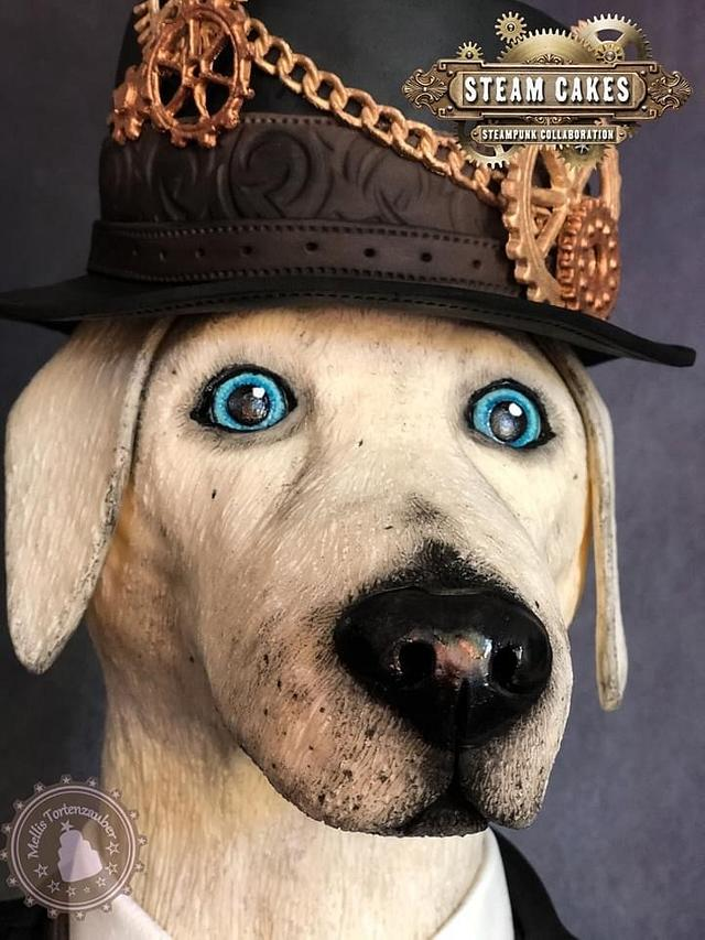 Steam Cakes 2020 Collab - chase the dog