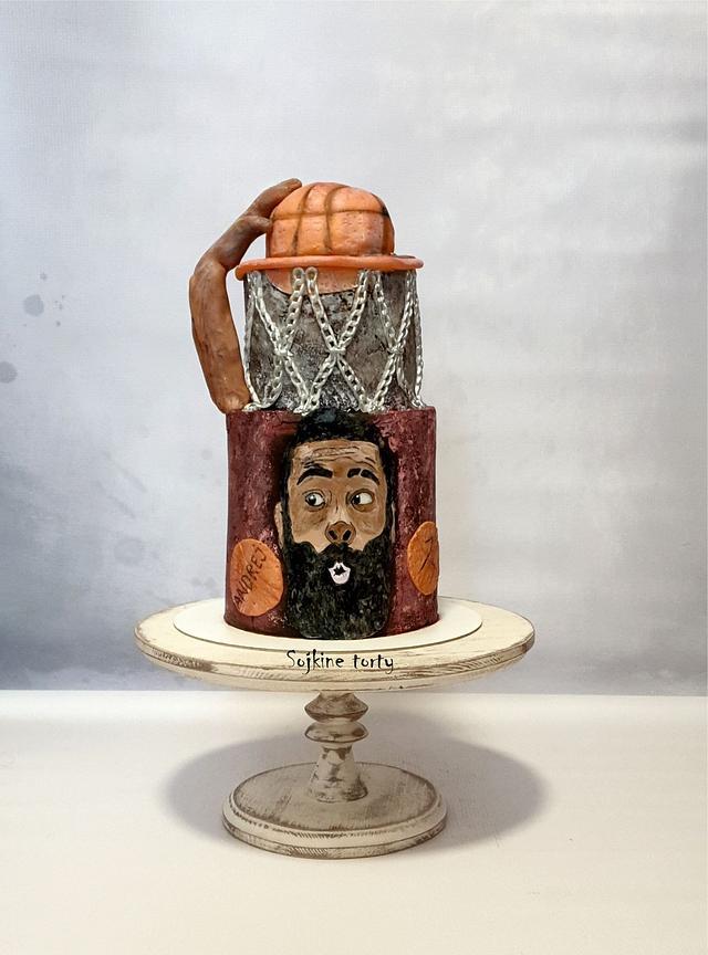 James Harden - favorite basketball player