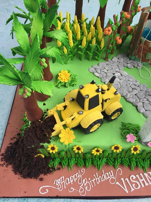 Farm cake ..
