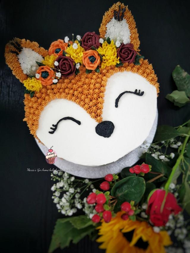 Autumn/Fall Cake