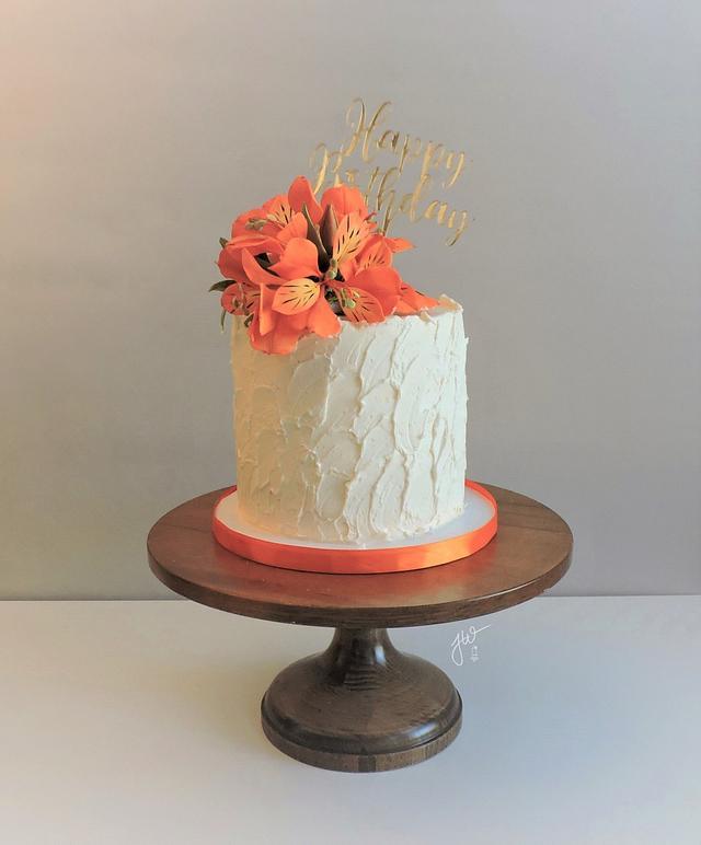 Little Birthday Cake