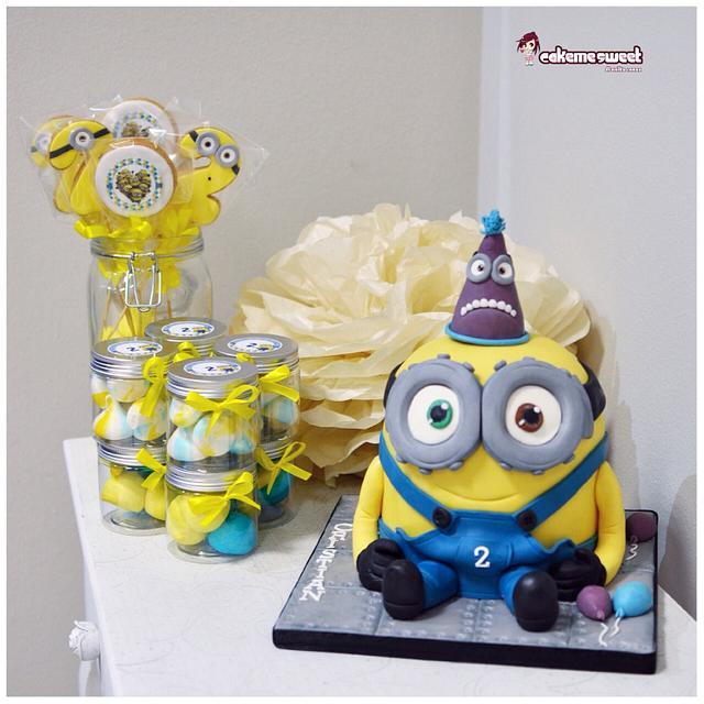 Minions party set