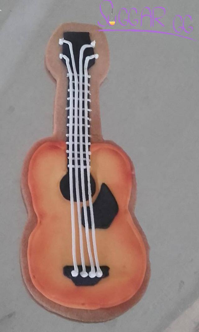 biscuits guitare