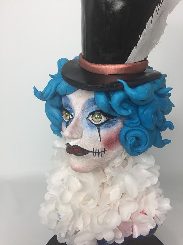 Femme de Cirque