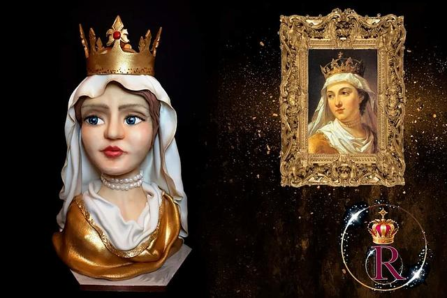 JADWIGA - THE QUEEN OF POLAND(The Royal-An international Cake Challenge)