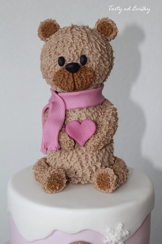 Teddy bear for Tajanka