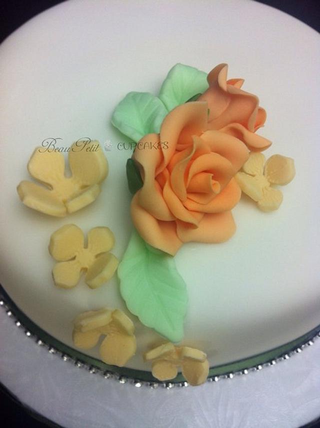 Simple Last Minute Cake