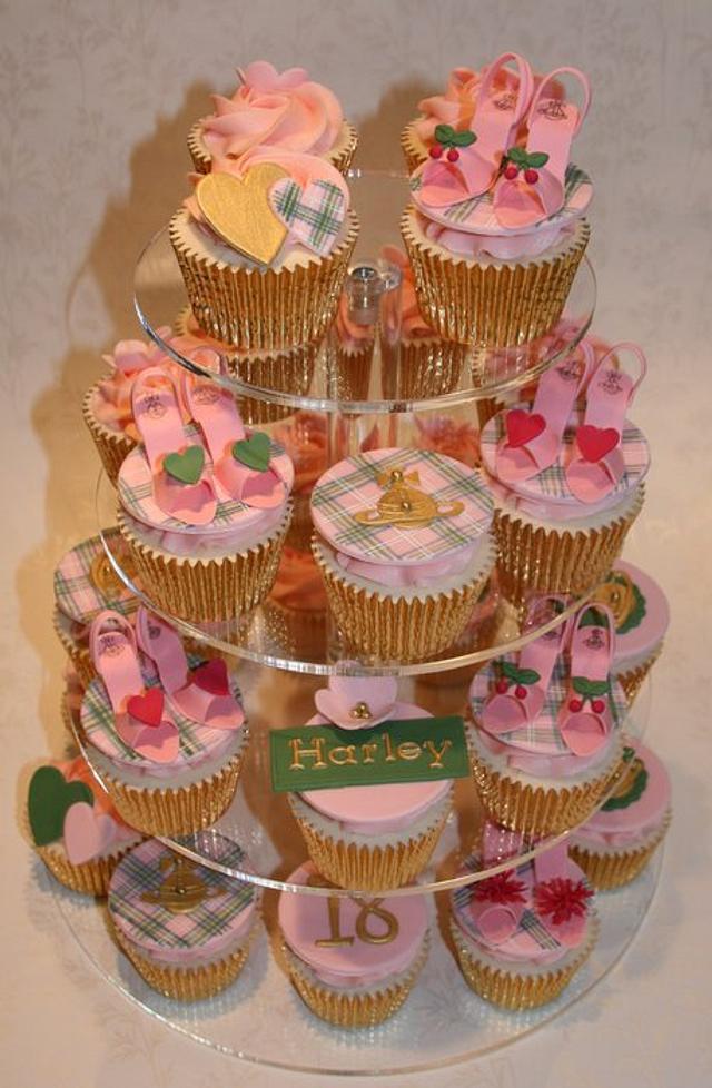 Vivienne Westwood Shoes Cupcakes