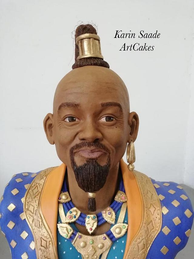 Will Smith- Aladdin