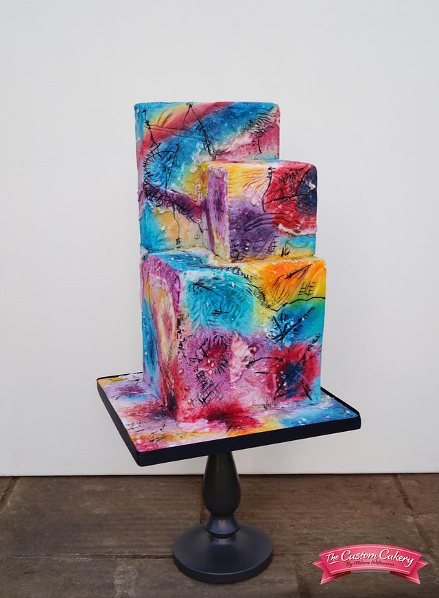 Kandinsky Inspired - Sugar Art Museum