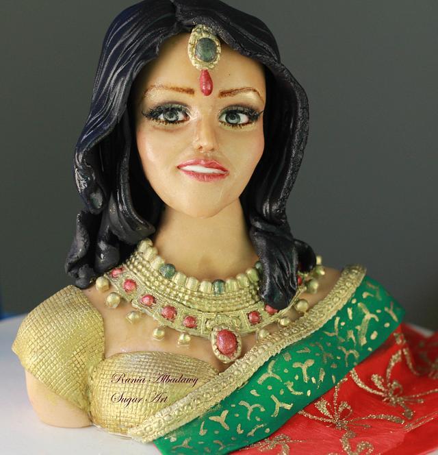 Spectacular Pakistan collaboration ,,Pakistanais girl