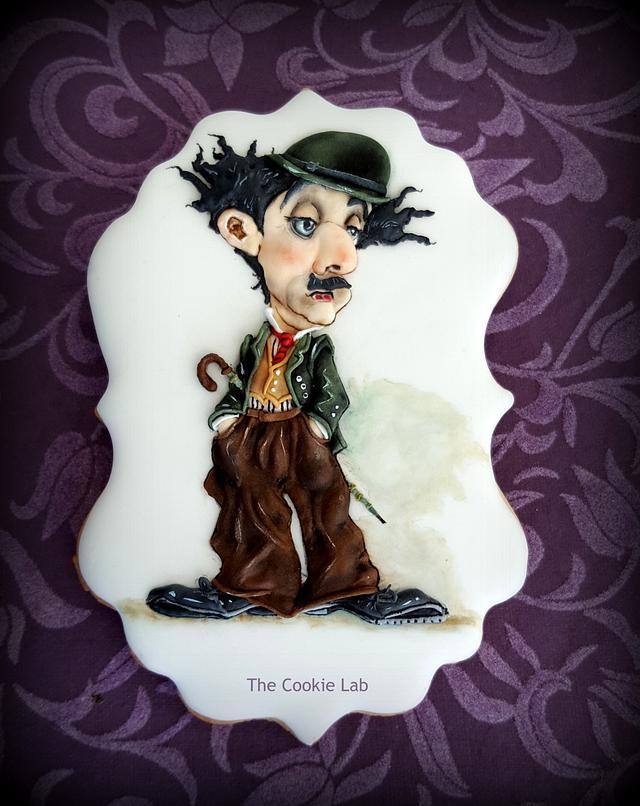 Charlie Chaplin......